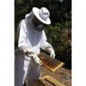 Combinaison apiculteur intégrale en coton