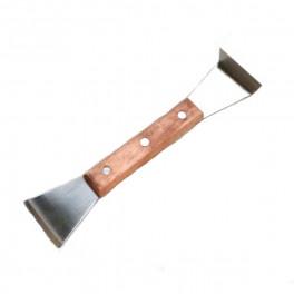 Couteau lève cadre manche bois