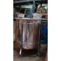Extracteur à moteur radiaire 12 cadres dadant- Langstroth