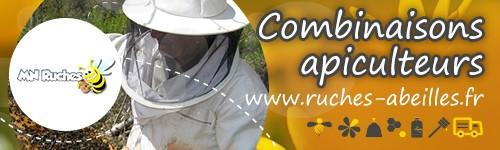 Combinaisons apiculteurs