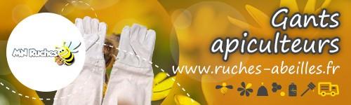 Gants apiculture