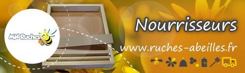 Nourrisseurs abeilles