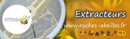 Extracteurs miel